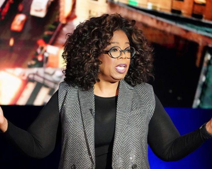 Oprah dona $2 millones para reconstrucción de Puerto Rico