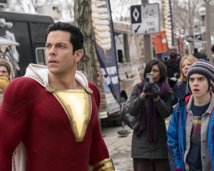 """""""Shazam"""" debuta con buenas críticas en cines de EE.UU."""